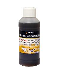 Natural Peanut Butter Flavoring Extract 4 OZ