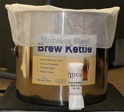 "BREW IN A BAG Nylon Straining Bag 24"" X 26"""