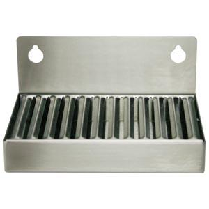 "6"" Wall Mount Drip Tray"