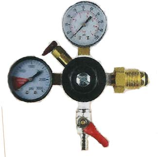 Economy Double Guage Nitrogen Regulator