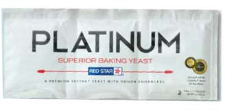 Red Star Platinum Superior Baking Yeast (3 pack)
