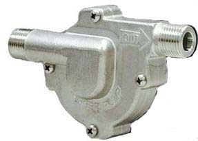 Chugger inline SS Magnetic Drive Pump Head (head only) (1/2 NPT)
