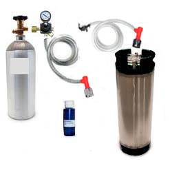 Basic Homebrew CO2 System (Pin Lock)