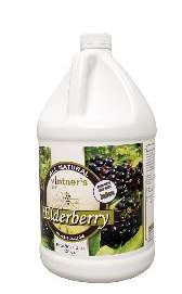 VINTNER'S BEST® ELDERBERRY FRUIT WINE BASE 128 OZ (1 GAL)