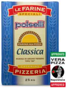 Polselli, Tipo 00 Pizza Flour (55 pound bag) we have 2 full bags