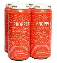 Propper Starter Concentrated Wort Liquid 16oz (4pk)
