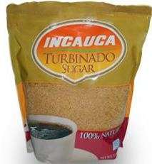 Incauca Turbinado sugar 2lb