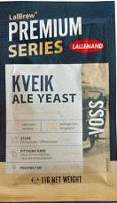 Lallamand Voss Kveik Ale Yeast 11gm