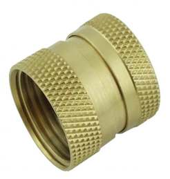 "3/4"" Garden Hose Female Coupler Quick Disconnect"