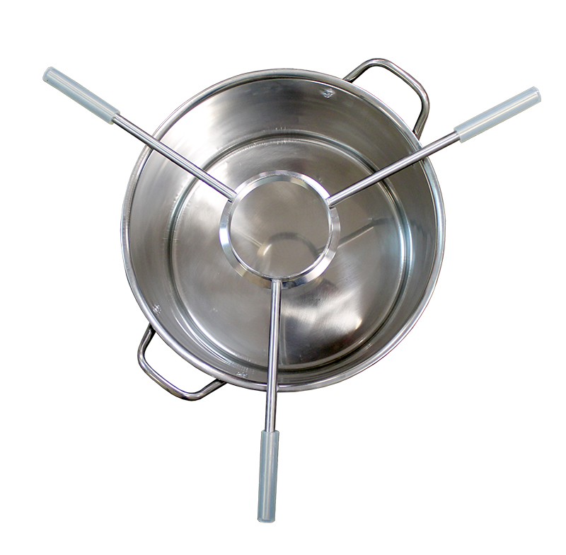 Stainless Steel Kettle Spider (closeout)