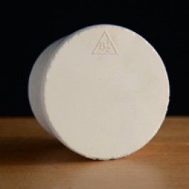 #8 1/2 Rubber Stopper (Solid)
