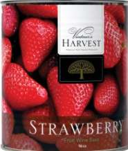 Vintners Harvest Strawberry 96 oz