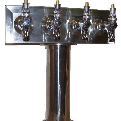 3 to 8 Faucet Pedestal Towers Starting at $359.99